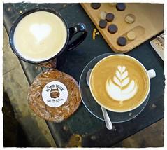 Kaffeepause im