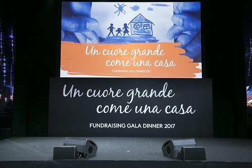 Fundraising Gala Dinner 2017 - Fondazione Mediolanum Onlus