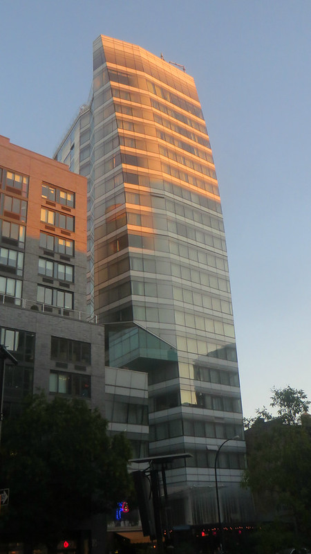 The Standard at Sunset