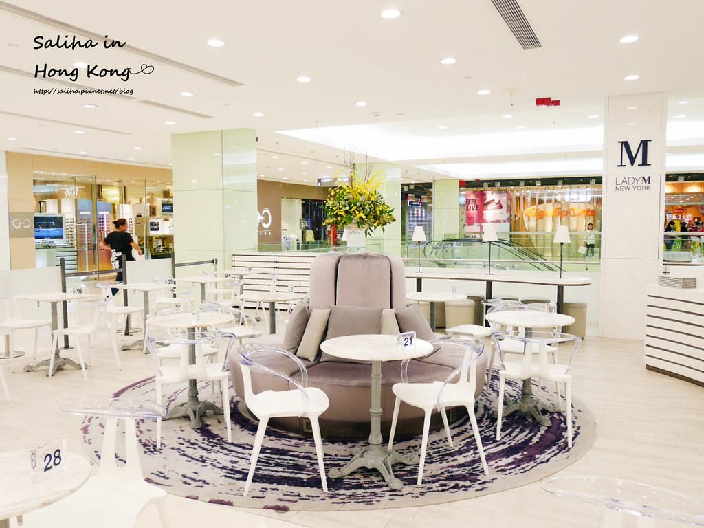 香港lady m分店海港城蛋糕種類推薦 (5)