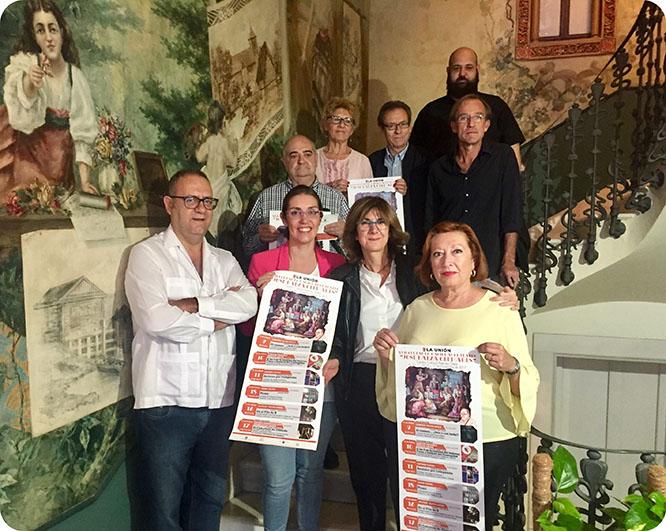 Seis compañías de la Región participan en el certamen de teatro 'José Baeza Clemares' de La Unión