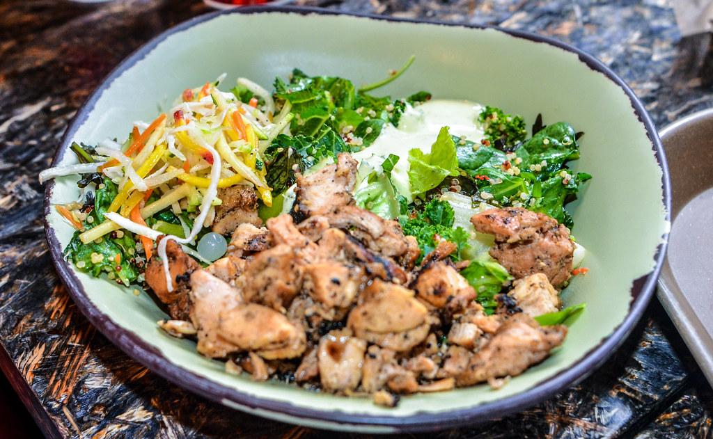 Saulti Canteen chicken Pandora AK