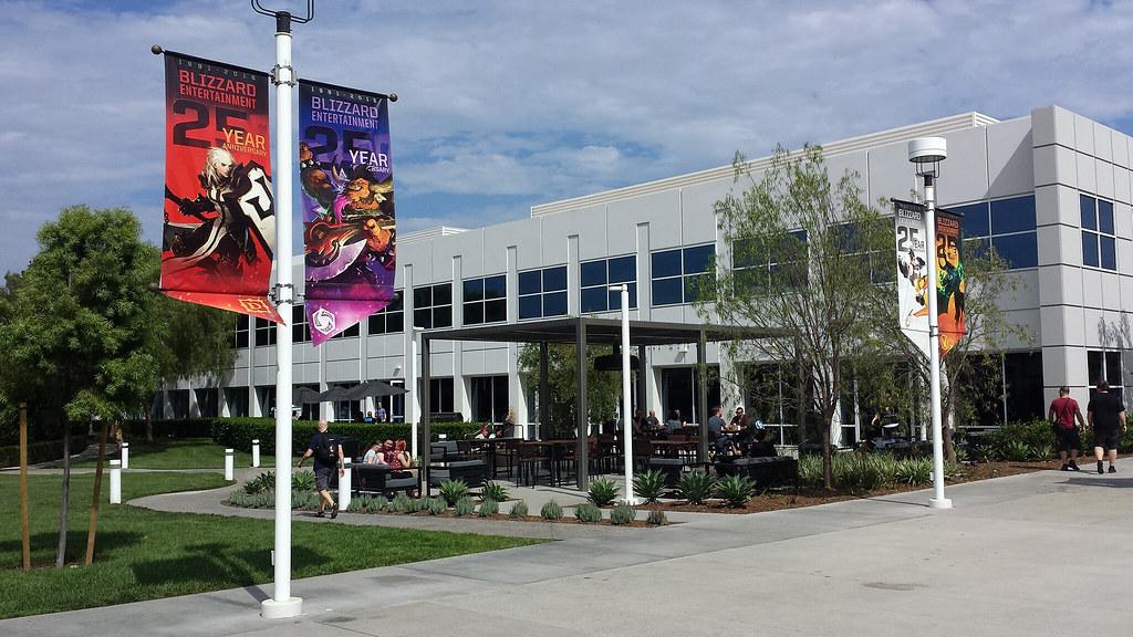 Blizzard Entertainment - Irvine, CA Campus Tour