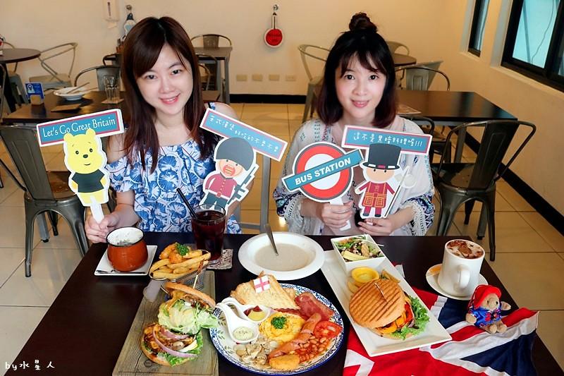 36717041853 f10fca1697 b - 熱血採訪| 漢堡巴士Burger Bus,台中也能吃到道地的英式傳統早餐和英式漢堡,英倫工業風裝潢輕食咖啡