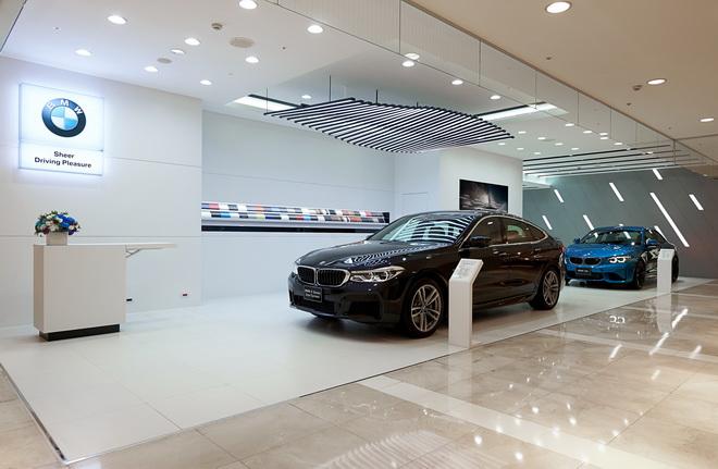 [新聞照片一] 創造嶄新客戶體驗  全台首座BMW品牌形象館  台南正式開幕