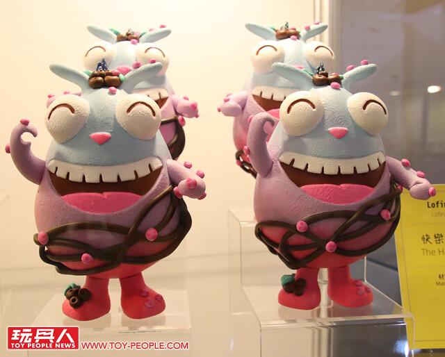 玩具探險隊【第十四屆台北國際玩具創作大展】2017 Taipei Toy Festival 現場報導 PART:3