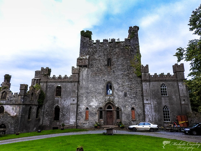 Leap Castle, Offaly.