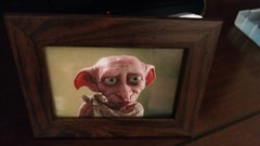 A reminder of the Ozzie Blackey's - Dobby from Harry Potter World