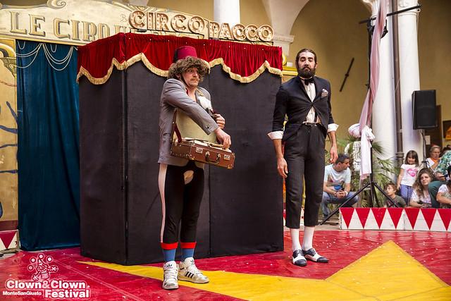 Circo Pacco - Clown&Clown Festival 2016