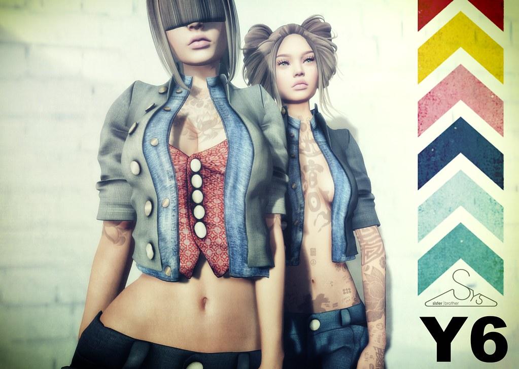 [sYs] Y6 jacket - TeleportHub.com Live!