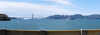 Golden Gate Bridge (Panorama)