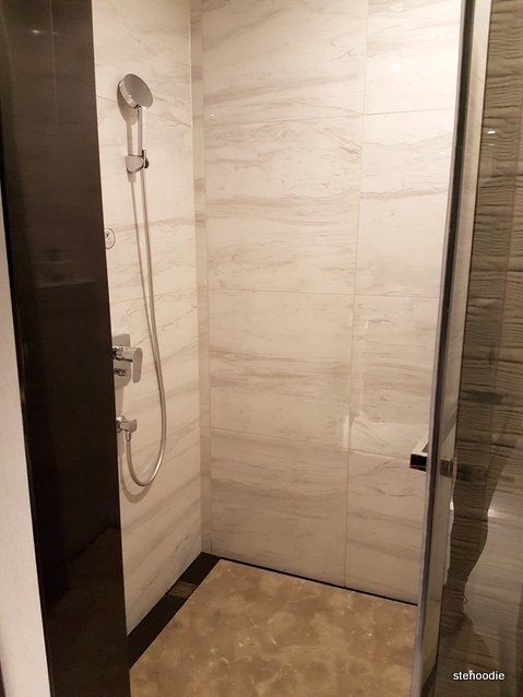 Yuantong Hotel shower
