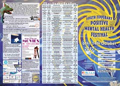 South Tipperary Positive Mental Health Festival 2017 brochure1