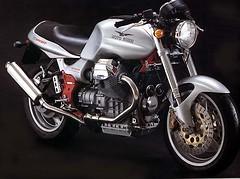 Moto-Guzzi 1100 V 11 SPORT Naked 2003 - 2