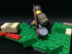 Lego - PUBG - FRYING PAN!