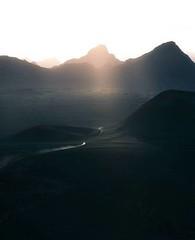 Lone driver across the Icelandic highlands. @beyondthelands |...