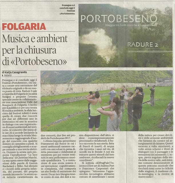 01 luglio2017 cultura Trentino