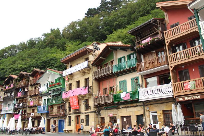 Ruta en coche por el pa s vasco itinerario para 4 d as o m s ruta del mate - Casas rurales pais vasco frances ...