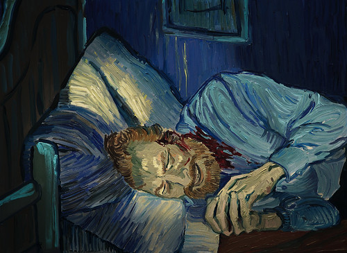 映画『ゴッホ~最期の手紙~』 ©Loving Vincent Sp. z o.o/ Loving Vincent ltd.