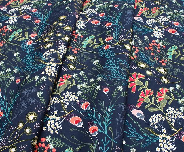Art Gallery Fabrics Indie Folk Meadow Dim