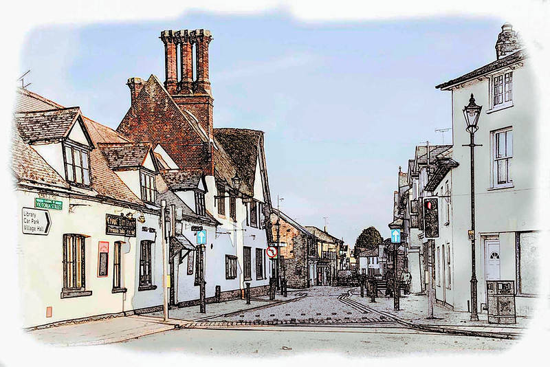 Littleport drawing