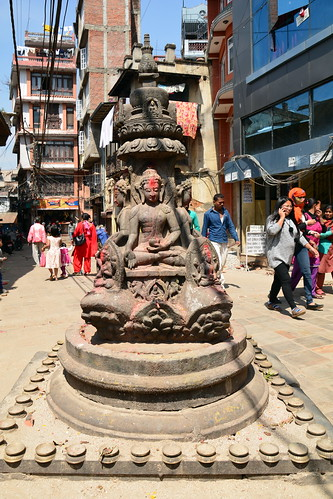 Nepal - Kathmandu - Streetlife - 33