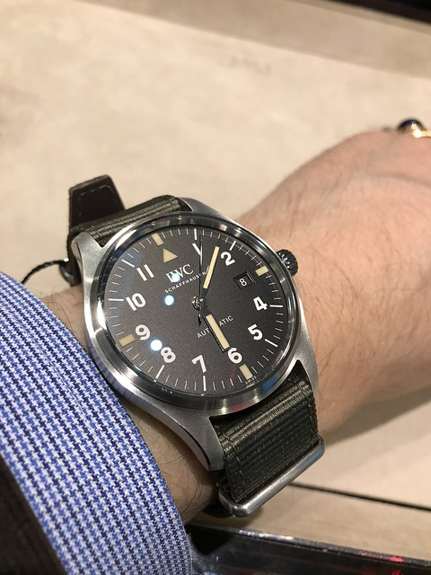 IWC Tribute