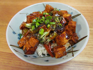 Five-Spice Teriyaki Bowl