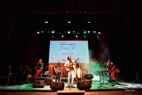 La Fundación SGAE celebra la III Feria de Autores Canarios