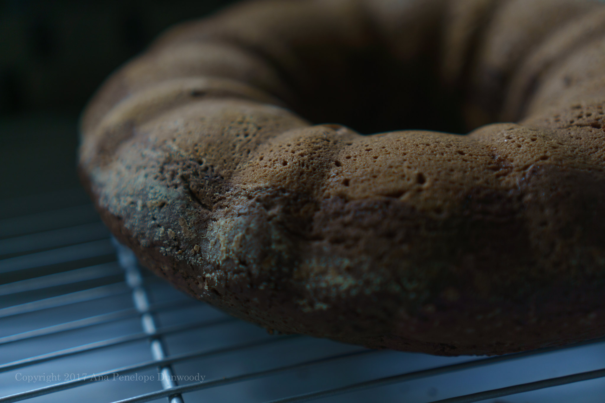 Marble Cake Before