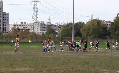 U16 vs Lyons