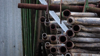 Stacked Scaffolding