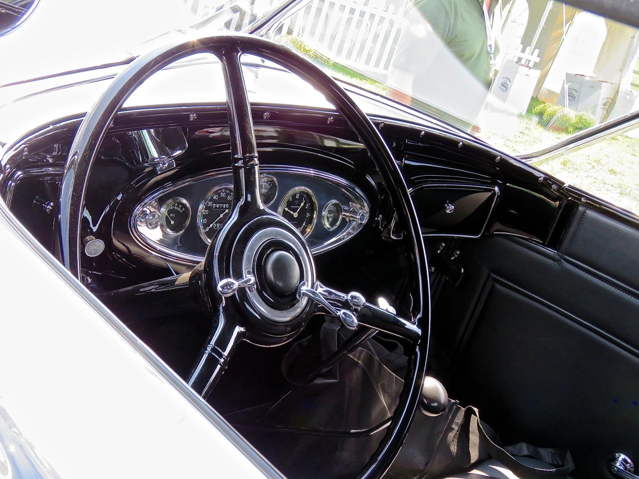 32 Lincoln KB Boattail Speedster 1