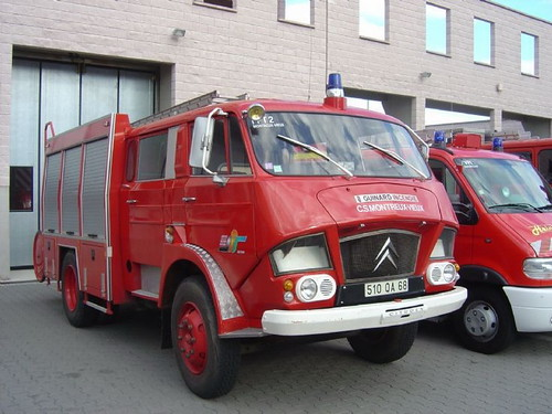 Belphegor firetruck 1
