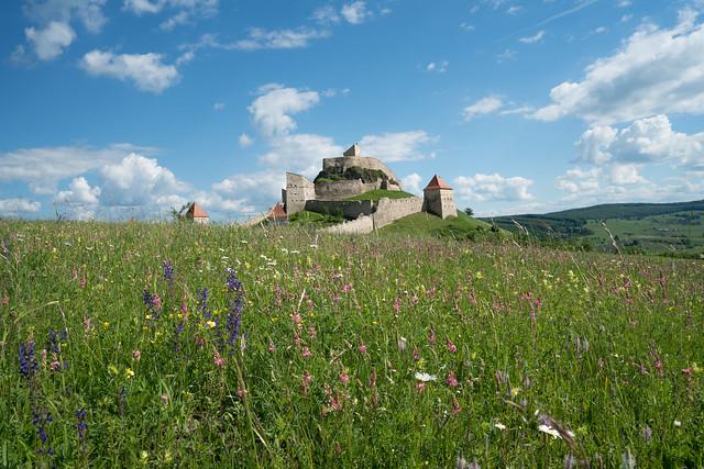 Rupea Castle - Romania