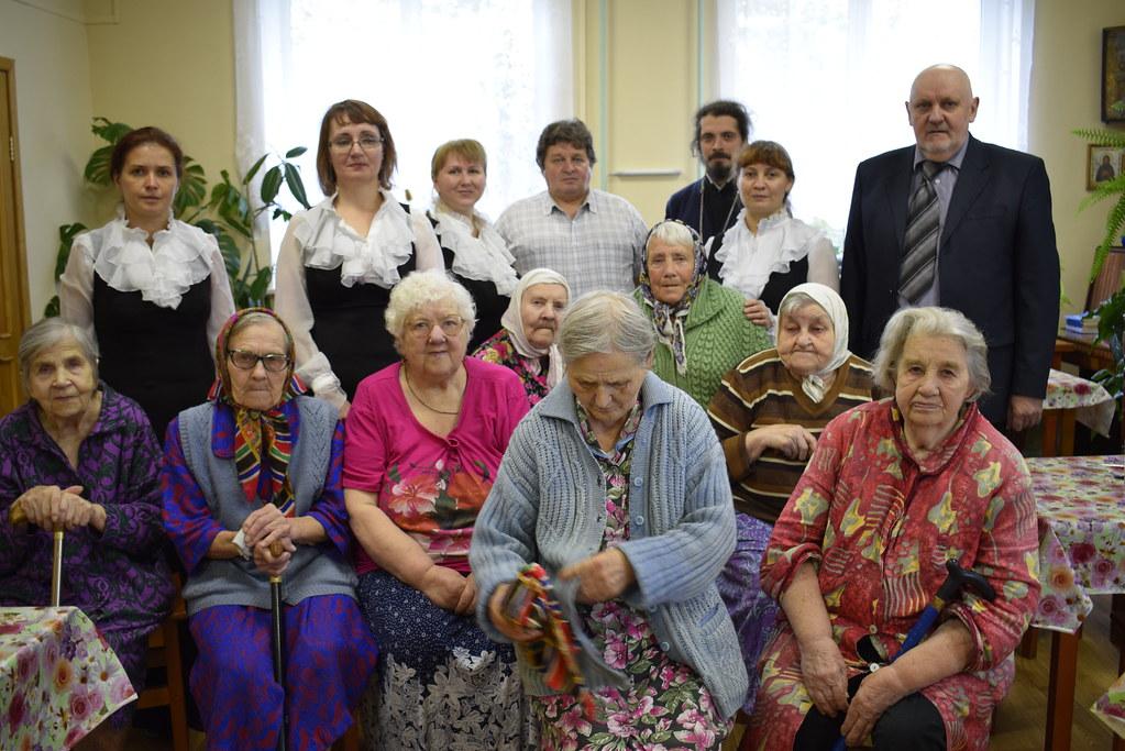 Дом престарелых окуловка как работают дома престарелых в россии