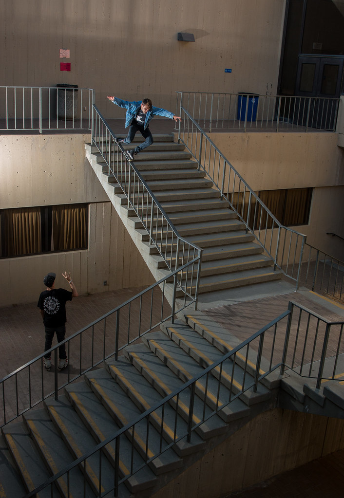 Michael Braud / Switch Sweatstance / Oakland
