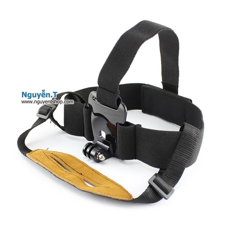 Head strap dây đeo đầu cho GoPro - có dây cằm