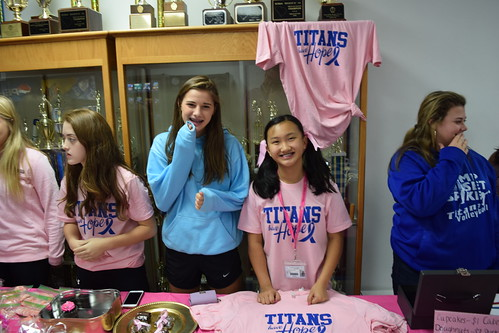 Pink Out Day 2017