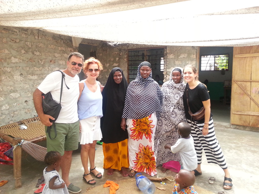 La plataforma de Diseño Social Free Design Bank de la CEU UCH vuelve a Kenia