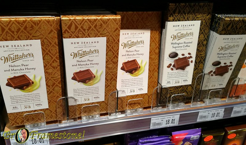 Whittaker's Coklat Premium Dari New Zealand
