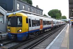 London Overground 378151