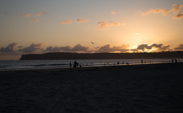 Coronado Sunset & Point Loma