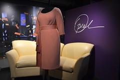 Oprah's dress and set