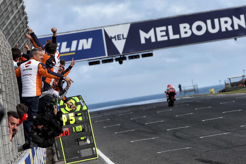 16 Australia 19, 20, 21 y 22 de octubre de 2017.  Circuito de Phillipe Islan. Australia