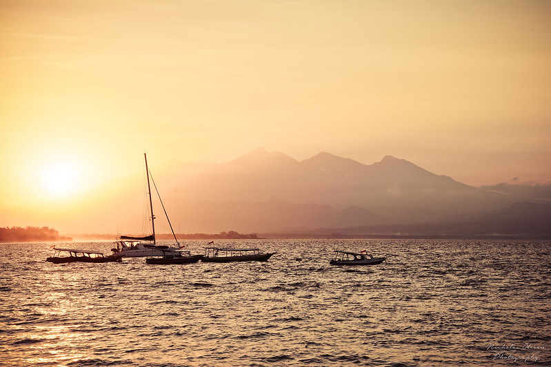 Indonesia | Gili Trawangan Sunrise