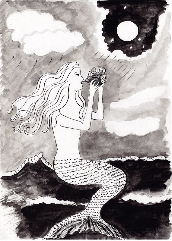 mermaidshell
