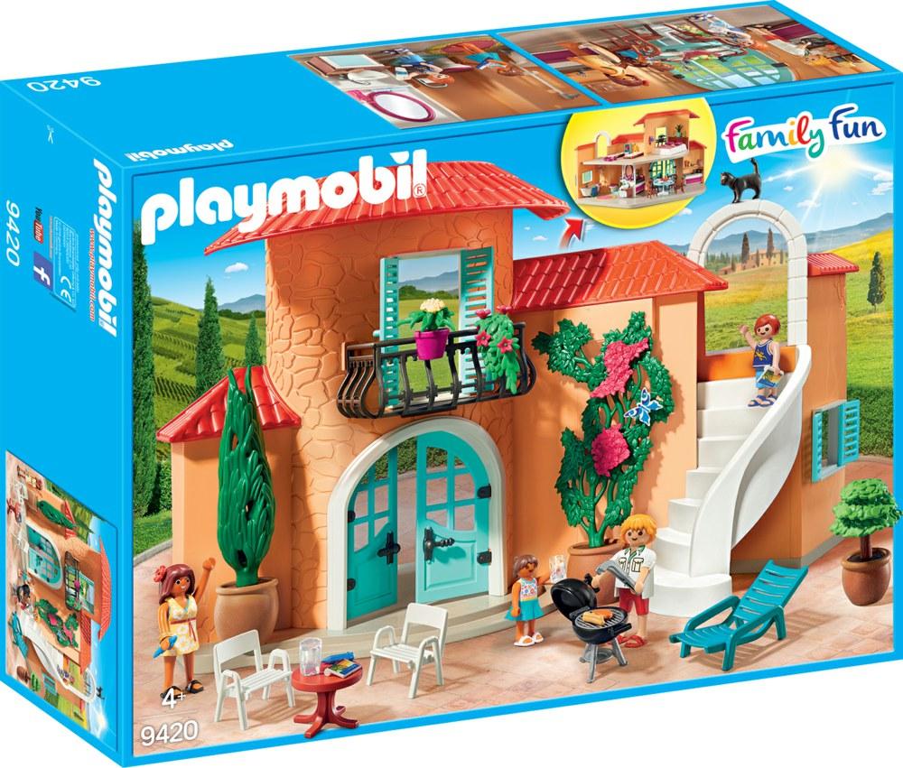 Novedades alemania enero julio 2018 for Casa playmobil precio