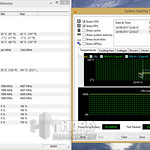 Noctua NH-L12, Test Temperatura OFF