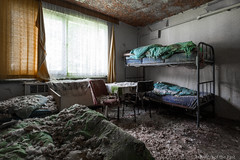 Boarding school of Decay 03